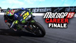 YAMAHA FINALE! ARE WE CHAMPION? | MotoGP 19 Career Mode Part 57 (MotoGP 2019 Game PS4 Gameplay)