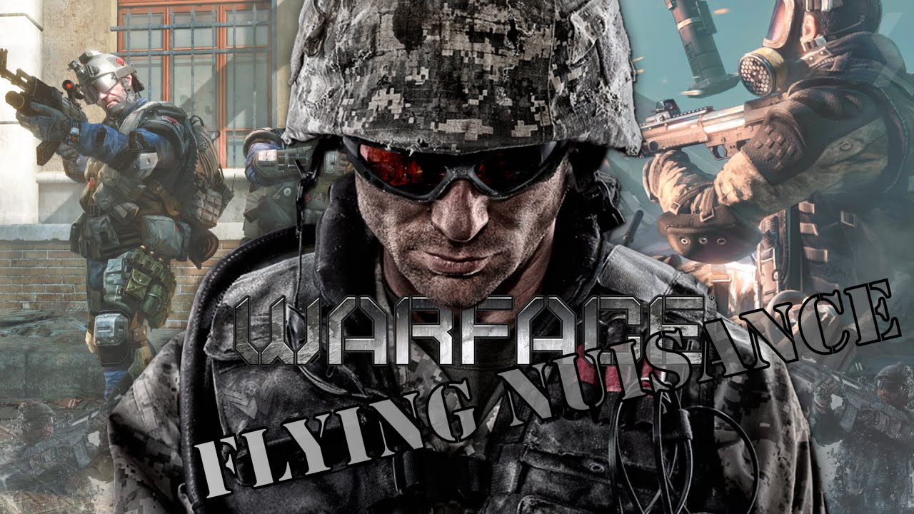 Download WARFACE - Flying Nuisance