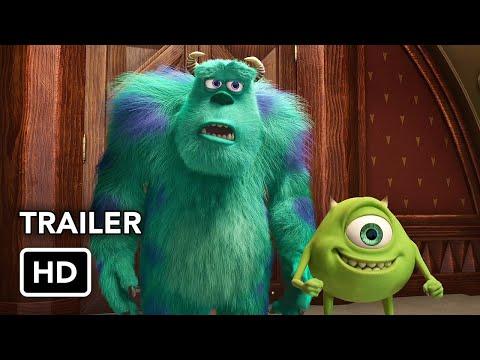Monsters at Work Trailer (HD) Disney+ series