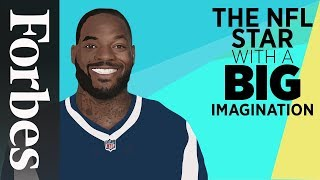 Martellus Bennett: The NFL Star With A Big Imagination