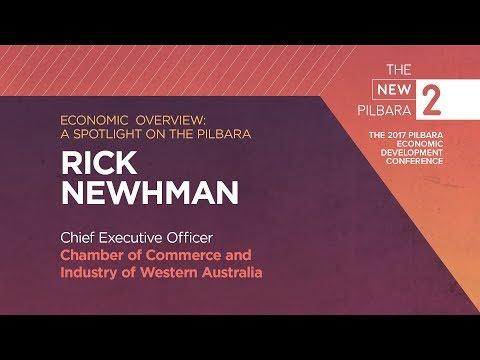 The New Pilbara - Rick Newhman - CCIWA