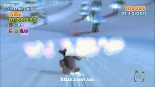 Ледниковый период на Kinect Show