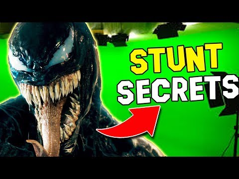 Stunt Man breaks down VENOM trailer stunts