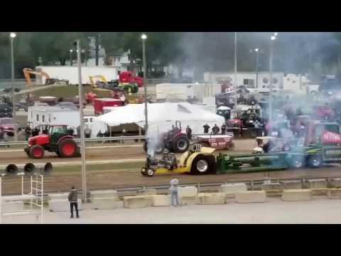 Tractor Pulling @ Fulton County Fair, Ohio 9-1-17