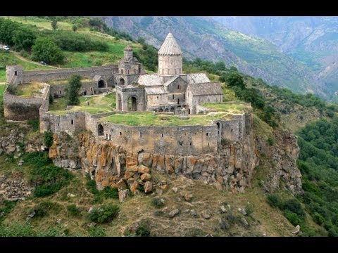 ՏաԹևեր / Wings Of Tatev / Longest Tramway In The World