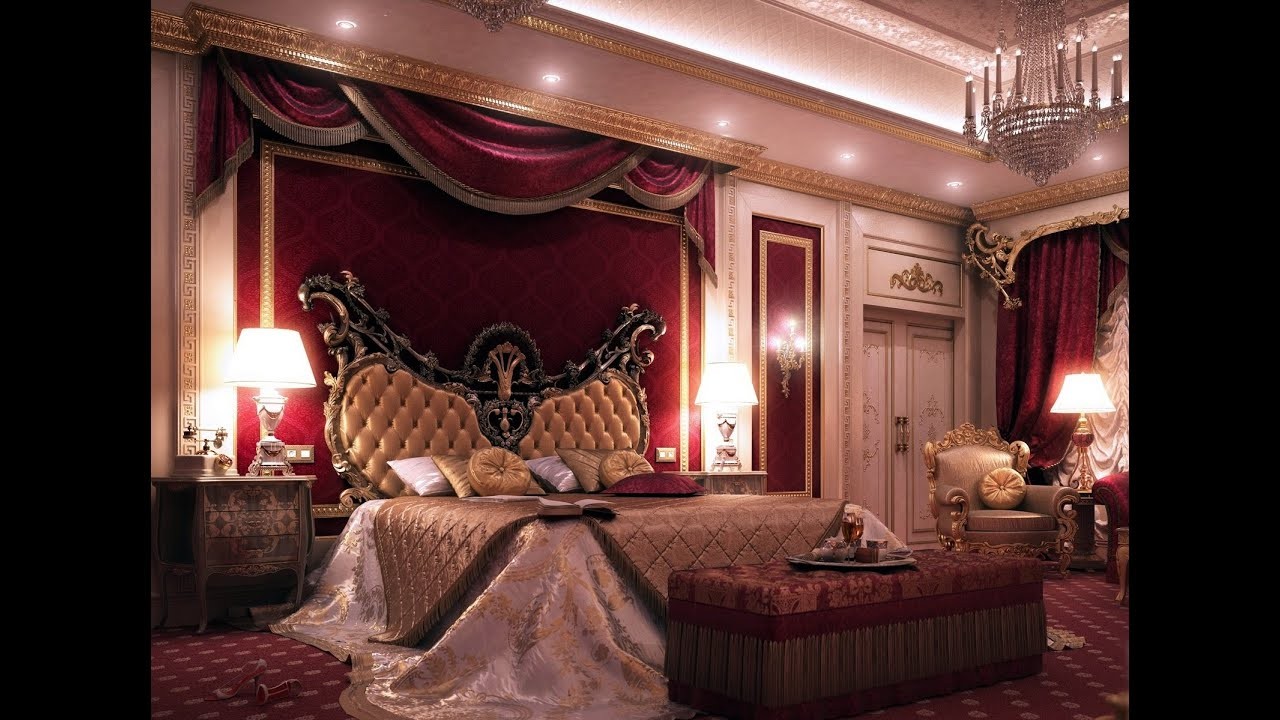romantic master bedroom decorating ideas - YouTube