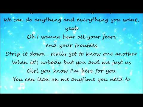 All on Me - Devin Dawson Lyrics