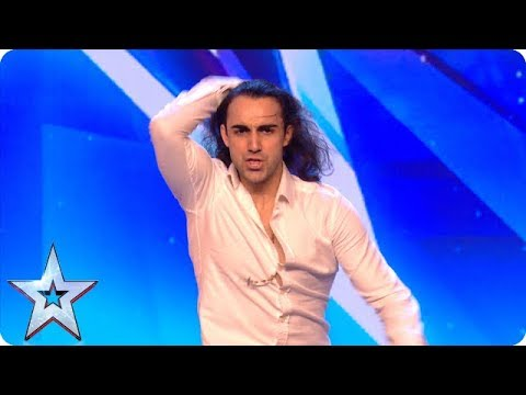 DANCE, DANCE, DANCE! Vladimir has got the moves! | Auditions | BGMT