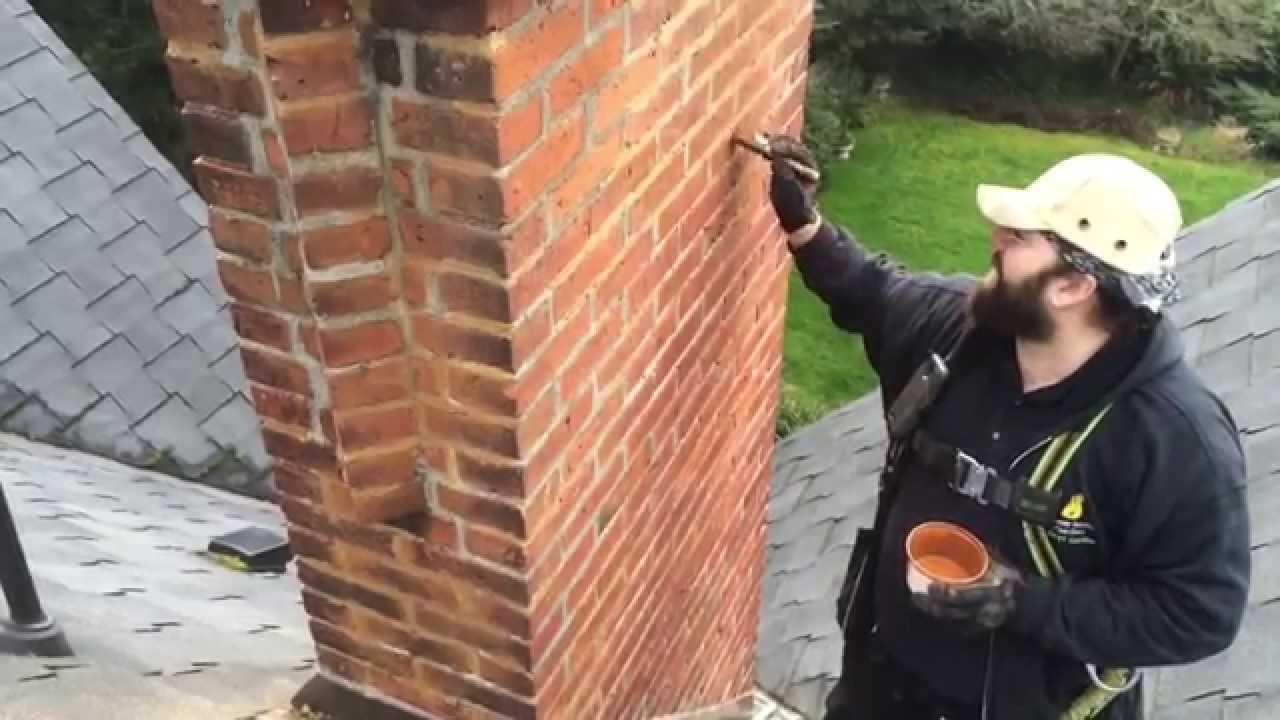 Heritage Chimney Stack Preservation Repair Maintenance