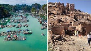 12 Most Amazing Villages You Won't believe Exist