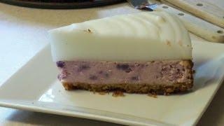Haupia Sweet Potato Cheesecake