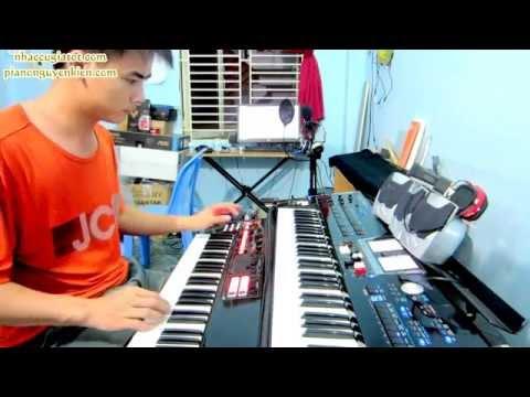 Đàn Organ Roland Bk9 - Trách Ai Vô Tình Nguyễn Kiên