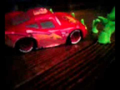Disney cars deleted scenes part 2 lost