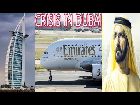 Crisis in Dubai: Emirates Group Announced Biggest Profit Drop in History