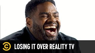 Ron Funches Reacts to Crazy Reality Show Clips