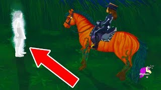 Ghost Soul Shards Location Thursday Star Stable Online Halloween Quest Game Video
