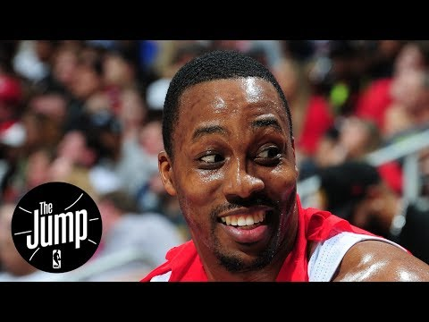 Dwight Howard On How Small Ball Changed His Game | The Jump | ESPN