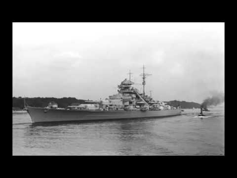 Sink the Bismarck lyrics by Johnny Horton