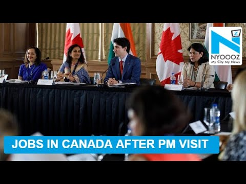 Upcoming Job Trends in Canada with Justin Trudeu announcing new 5000 jobs