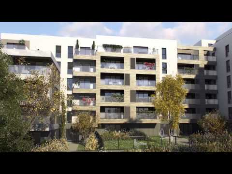 CERGY LE HAUT 2 Buildings 2 X 44 apartments PARIS - 0616900812 - Stephan d ALLEINE