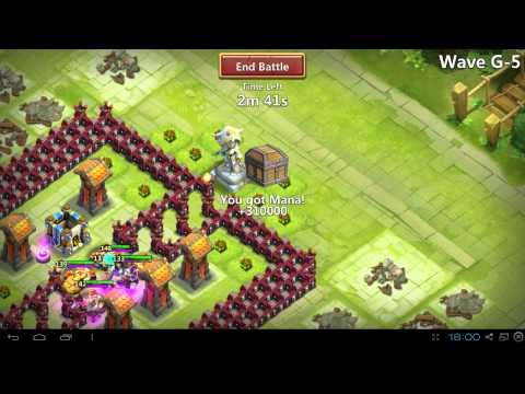 Castle Clash How To Gain Might Fast