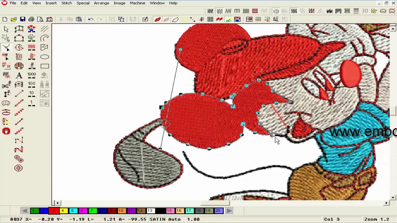 Free Embroidery Design How To Create Embroidery Design Review