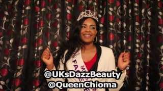 Queen Chioma - My Beauty Pageant Story Thumbnail
