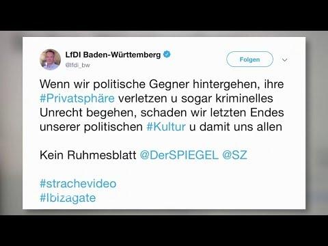 Neuwahlen in Österreich #StracheVideo - Anne Will 19.05.2019 - Bananenrepublik