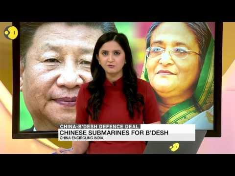 Chinese Supply Submarines to Bangladesh (Gravitas)