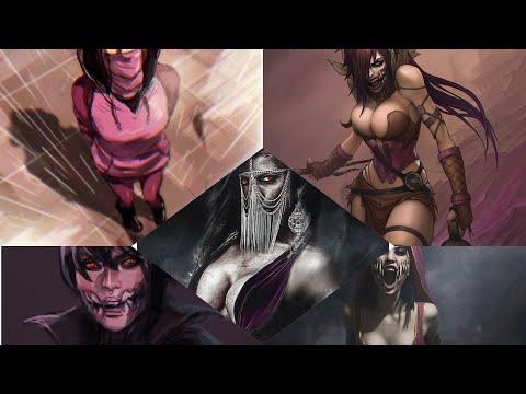Mortal Kombat 11 - Why Mileena Will Have The Best Customization!!!!
