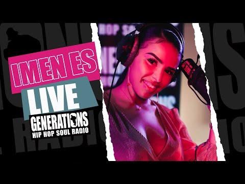 Youtube: 🎙Imen ES – Oui (Live Generations)