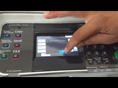 Como Digitalizar  Para O Pendrive Na Kyocera FS6525