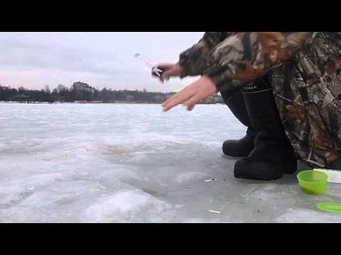 видео о рыбалке на безнасадку