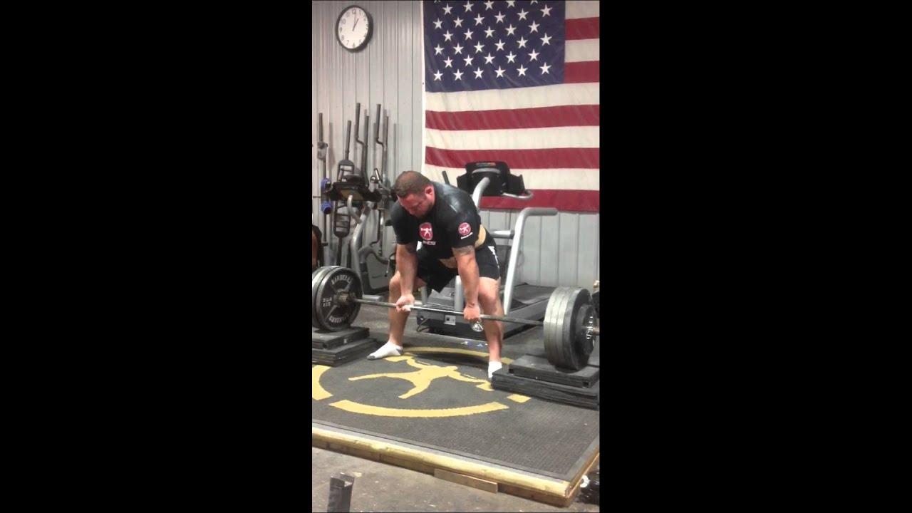 Power Rack Strength | Louie Simmons of Westside Barbell- One