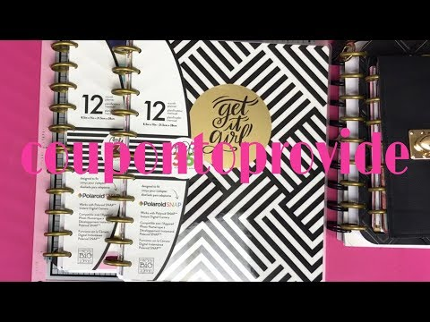 Tuesday Morning Haul | $10 Happy Planner | Large & Undated!!! STOCKUP Price 🤑