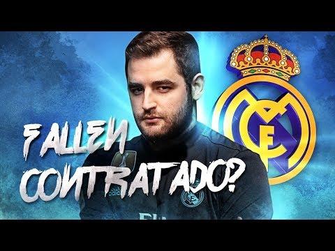 FALLEN CONTRATADO PELO REAL MADRID??? - MELHORES MOMENTOS