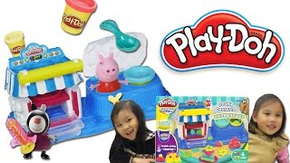 Paula姐姐 培樂多雙重甜點玩具遊戲組 玩具介紹 
