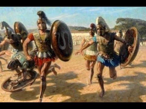 Ancient olympics - Ηoplitodromia revival