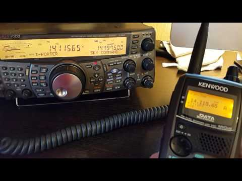 Repeat Transverter Ucraina 144/28 Mhz  e kenwood ts2000 by