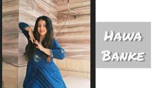 Hawa banke || Darshan Rawal || Sitting dance choreography by Dancehood
