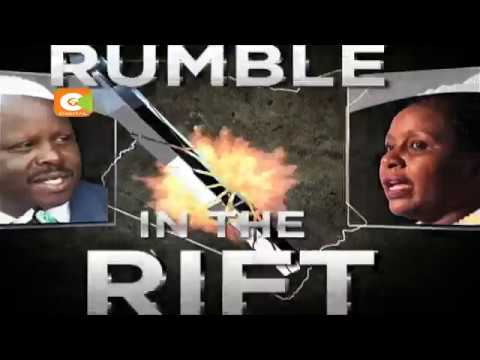 Governor Ruto faces stiff challenge from Joyce Laboso