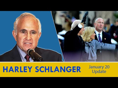 Inauguration in the Midst of Deliberate Chaos — Harley Schlanger Morning Update