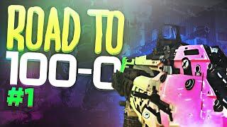 "ROAD TO 100-0 - Part 1 - ""The Beginning!"" (Black Ops 3 GameBattles)"