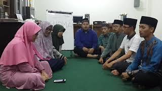 Mantap! Cover Bayyati Syeikh Syakir Nezhad, murid ustzh Mastia Lestaluhu, Tilawah HIQMA UIN Jakarta