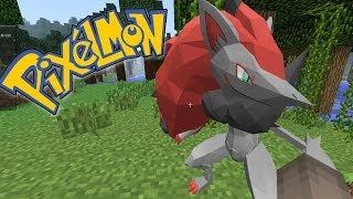 pixelmon new pokemon part 30