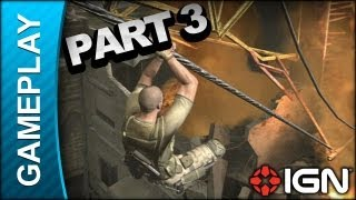 Splinter Cell: Double Agent - Mission 9: Kinshasa Part 3 - Gameplay