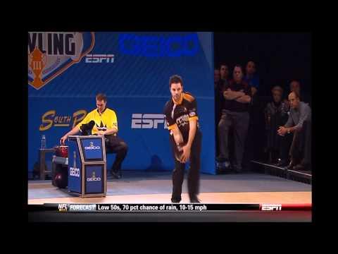 2011 GEICO World Bowling Tour Finals   Match 01