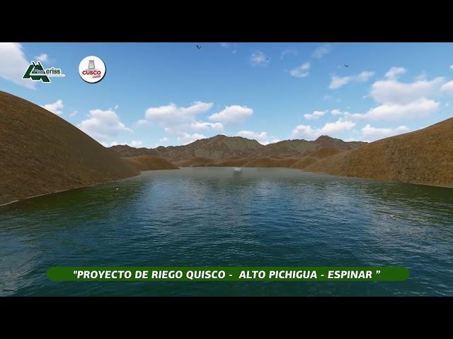 INSTALACIÓN DEL SISTEMA DE RIEGO QUISCO – DISTRITO DE ALTO PICHIGUA – PROVINCIA ESPINAR – CUSCO