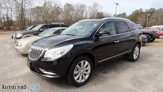 Here's a 2017 Buick Enclave Premium - Walkaround Review & For Sale Condition Report   Ravenel Ford