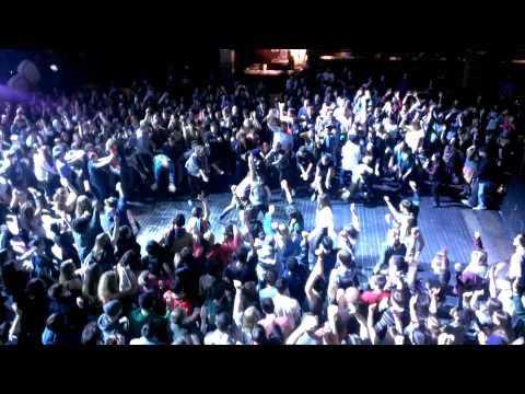 True Thrush - Dan Deacon (Live) House Of Blues Boston 03.07.13